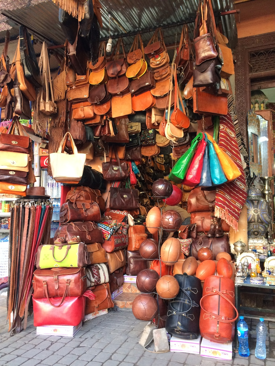 Marrakech-Leather